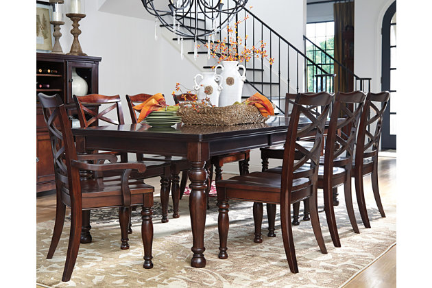 Porter Dining Extension Table |  Ashley Furniture HomeSto